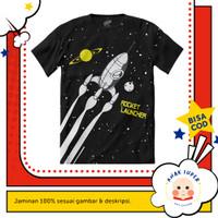 Baju anak laki-laki / Kaos anak laki-laki motif Rocket Launcher