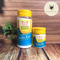 KOEPOE KOEPOE BRAND - Soda Kue / Baking Soda 178Gram