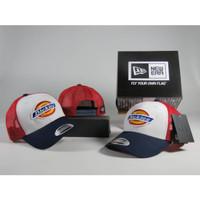 topi baseball dickies / dickies cap original import / hat
