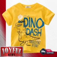 Baju Anak Laki-laki / Kaos Anak Laki-laki 0107 1 - 10 Tahun
