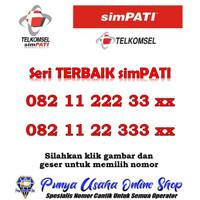 Nomor Cantik Simpati 4G Bukan 10 Digit Hallo Indosat Tri XL