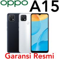 Oppo A15 Garansi Resmi Indonesia