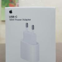 ADAPTOR APPLE IPHONE 11 11 PRO USB C 18W FAST CHARGING ORIGINAL 100%