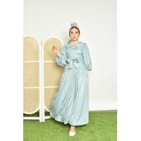 SIDELINE - Lira Dress Light Grey - Element Vol.4