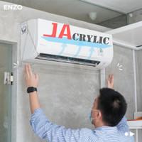 Talang AC Reflector Reflektor Akrilik Berkualitas 70 / 80 / 90 cm