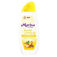 Handbody Lotion Marina Lotion Natural Nourished & Healthy - 500 mL