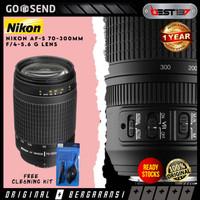 Nikon AF-S 70-300MM F/4-5.6 G Lens Nikon
