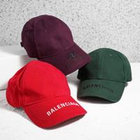 Topi balenciaga visor cap size L asli