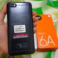 Xiaomi Redmi 6a 2/16 Black Second