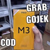 COD xiaomi poco m3 4/64 6/128 GB resmi BKN x3 redmi Samsung asus