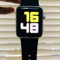 Apple Watch iWatch series 3 38mm Silver Gps + LTE