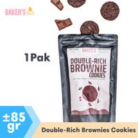 Double-Rich Brownies Cookies @85gr