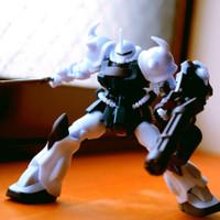 Gundam Assault Kingdom no MS-07B-3 Gouf Custom
