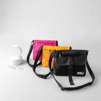 Pamole - Tas Selempang Bahan Kanvas Full Lapis Furing - Minica Series