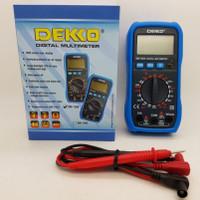 Dekko DM-136A Digital Multitester Multimeter Avometer DM136A