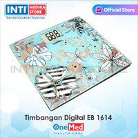 ONEMED - Timbangan Badan Digital EB 1614 | Timbangan Digital Onemed