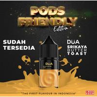 Dua Srikaya Butter Toast Pods Friendly 30ML by Indo Brew - Liquid