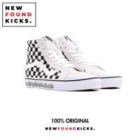 Vans SK8 Hi Reissue BMX Checkerboard White/Black