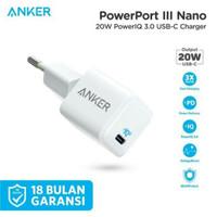 wall charger Angker powerpot Nano 20W White A-2663
