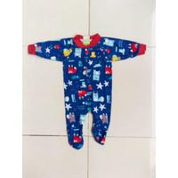 Baju Bayi New Born, overall, jumper, Romper Tutup kaki Merk Velvet