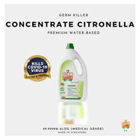 Germ Killer Gk Concentrate Floral Desinfektan 2 L