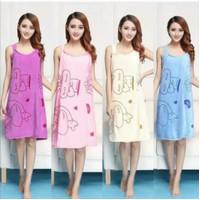 NEW Baju Handuk Kimono Multifungsi Baju Handuk Dewasa