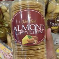 ALMOND SLICE / CRISPY KARTIKA SARI