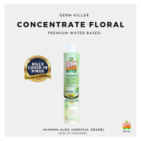 Germ Killer Gk Concentrate Floral Desinfektan 500 mL