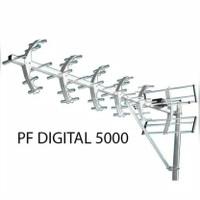 ANTENA TV DIGITAL/ANALOG OUTDOOR UHF DIGITAL PF-5000