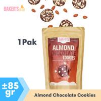 PREMIUM Almond Chocolate Cookies @85gr