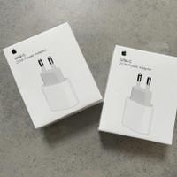 Kepala Charger Adaptor Apple iPhone 11 12 Pro 20W Fast Charging USB C
