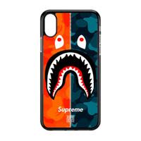Soft Case TPU Supreme Bape For iPhone XS Max