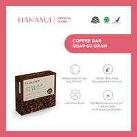 HANASUI BODY BAR SOAP - COFFEE