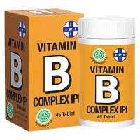 IPI Vitamin B Complex - 45 Tablet