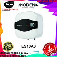 Water heater MODENA UNICA ES-10A3 / ES10A3 , Listrik 10L