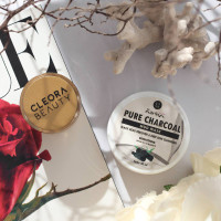 Cleora Jelly Booster x Azrina Pure Charcoal Mask