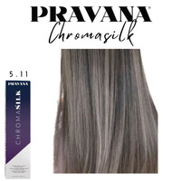 PRAVANA CHROMASILK 5.11 - LIGHT INTENSE ASH BROWN (Bisa COD)