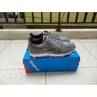 Sepatu sneakers cowok reebok neo classic terbaru/sepatu running