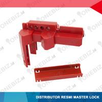 MASTER LOCK S3081 ADJUSTABLE BALL VALVE LOCKOUT
