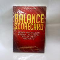 Buku Balance Scorecard Model Pengukuran Kinerja Organisasi Dengan