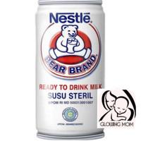 Nestle Bear Brand / Susu Cap Beruang 189 mL