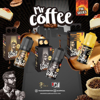 Mr Coffee Esspreso Pods Friendly 30ML by IDJ x 9Naga - Liquid