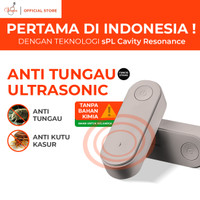 VIOLINe Anti Tungau Ultrasonic - ATECMY01 - Merah Muda