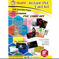 SUN Kertas PVC ID Card Super White 0.96
