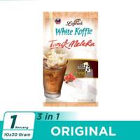 Kopi Luwak White Koffie Coffee Tarik Malaka Renceng 10 Pcs Sachet