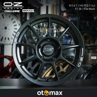 Velg Mobil OZ Challenge Ring 15 Flat Black