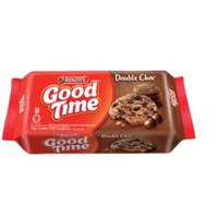 Good Time Goodtime Cookies Double Choco Chip Coklat 72gram 72 gram