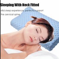 bantal kesehatan orthopedic terapi leher sulit tidur memory foam