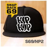 Topi Snapback HipHop Keren