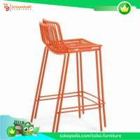 Furniture Besi, Kursi Besi Minimalis, Kursi, Meja Besi, FB-088